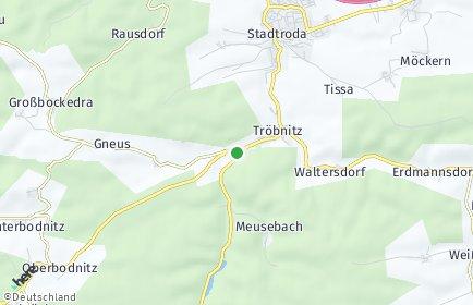 Stadtplan Geisenhain