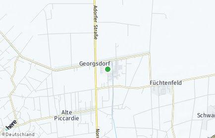 Stadtplan Georgsdorf