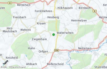 Stadtplan Giershausen