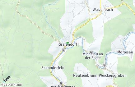 Stadtplan Gräfendorf
