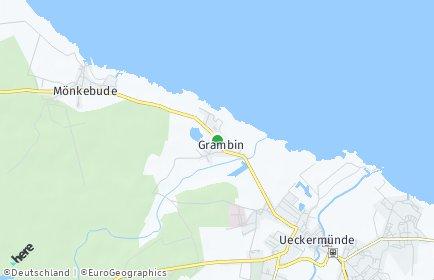 Stadtplan Grambin