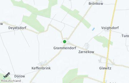 Stadtplan Grammendorf