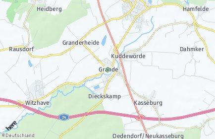 Stadtplan Grande