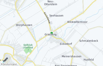 Stadtplan Grasberg