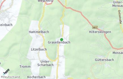 Stadtplan Grasellenbach