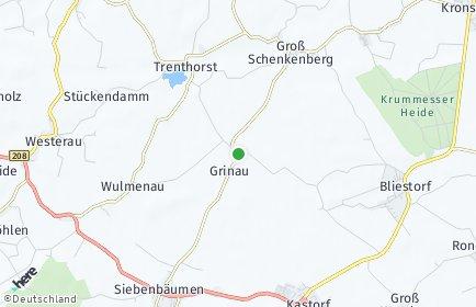Stadtplan Grinau
