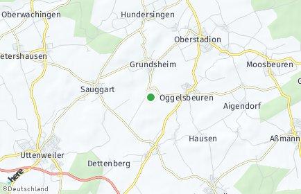 Stadtplan Grundsheim