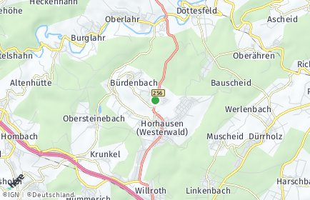 Stadtplan Güllesheim