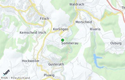 Stadtplan Gutweiler