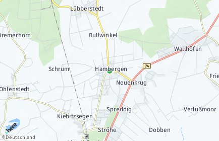 27729 Niedersachsen - Hambergen