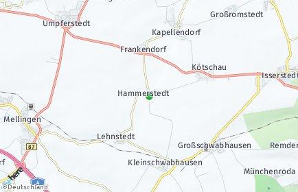 Stadtplan Hammerstedt