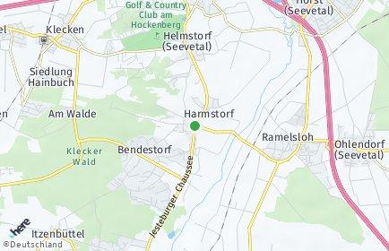 Stadtplan Harmstorf
