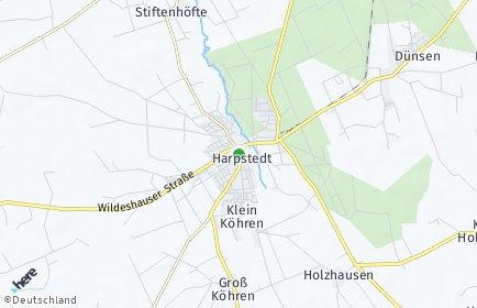 Stadtplan Harpstedt