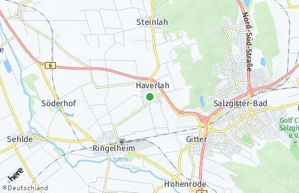 Stadtplan Haverlah