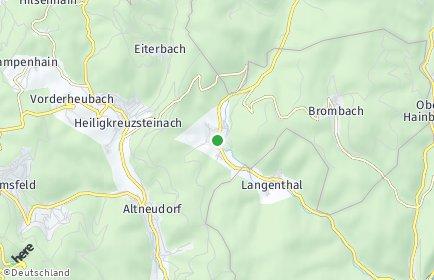 Stadtplan Heddesbach