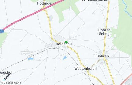 Stadtplan Heidenau (Nordheide)