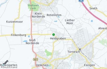 Stadtplan Heidgraben
