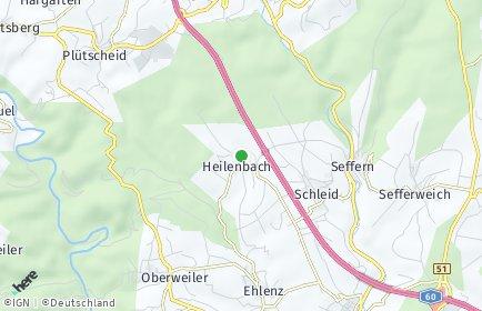 Stadtplan Heilenbach