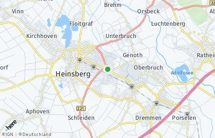 Stadtplan Heinsberg
