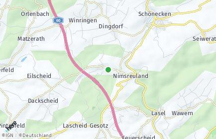 Stadtplan Heisdorf