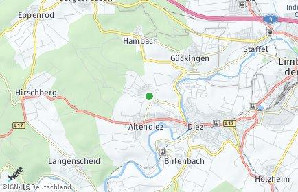 Stadtplan Heistenbach
