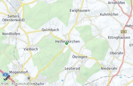 Stadtplan Helferskirchen