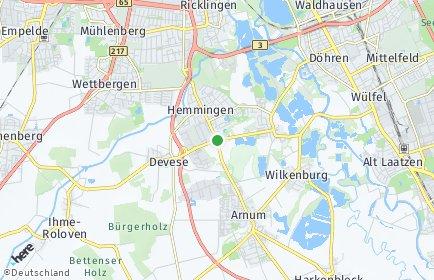 Stadtplan Hemmingen (Niedersachsen)