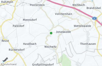 Stadtplan Heukewalde