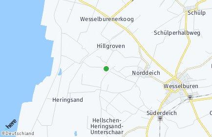 Stadtplan Hillgroven