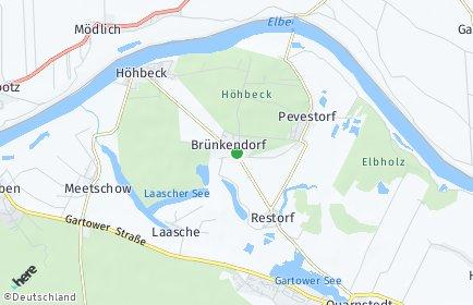 Stadtplan Höhbeck
