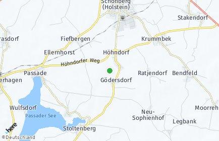 Stadtplan Höhndorf