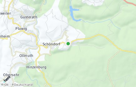 Stadtplan Holzerath