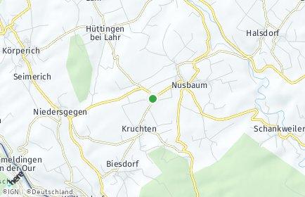 Stadtplan Hommerdingen