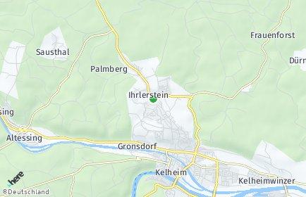 Stadtplan Ihrlerstein
