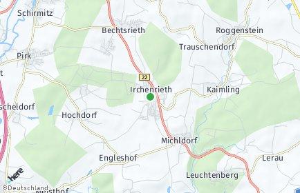 Stadtplan Irchenrieth