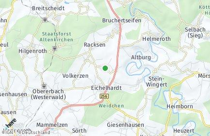 Stadtplan Isert