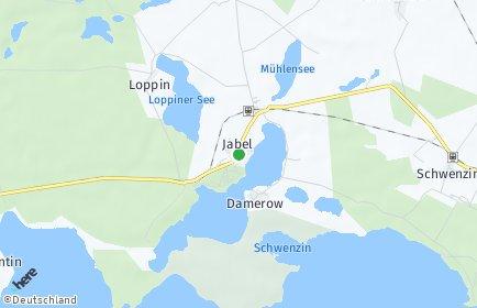 Stadtplan Jabel