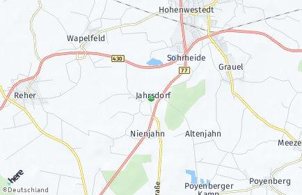 Stadtplan Jahrsdorf