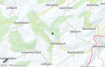 Stadtplan Jeckenbach