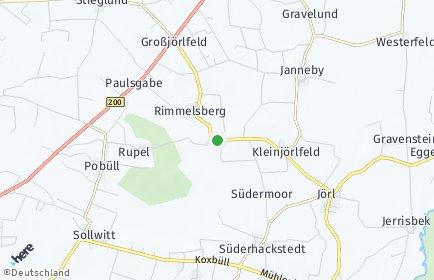 Stadtplan Jörl
