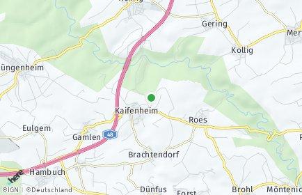 Stadtplan Kaifenheim