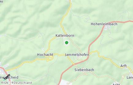 Stadtplan Kaltenborn