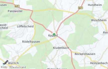 Stadtplan Kappel
