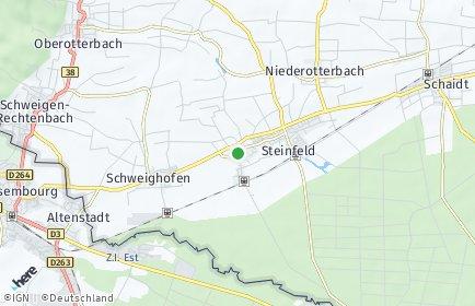 Stadtplan Kapsweyer