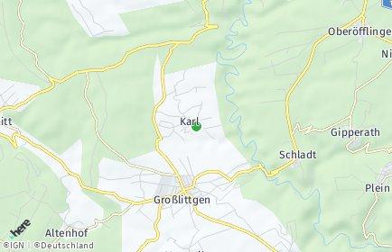 Stadtplan Karl