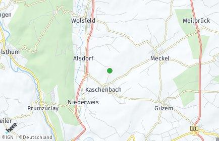 Stadtplan Kaschenbach