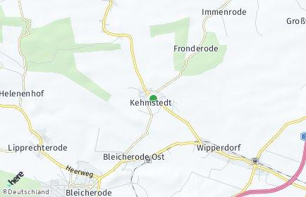 Stadtplan Kehmstedt