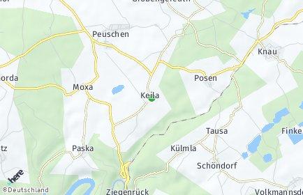 Stadtplan Keila