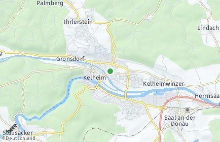 Stadtplan Kelheim