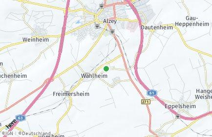 Stadtplan Kettenheim